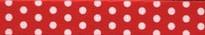New Red Polka Dot Waist Walker