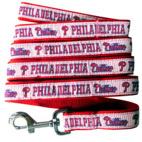Philadelphia Phillies Dog LEASH