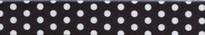 Black Polka Dot Waist Walker