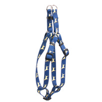 Yellow Lab Step-In Dog Harness