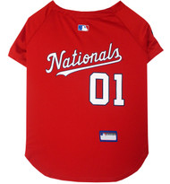 Washington Nationals Pet JERSEY