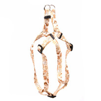 Paw Prints in the Sand Step-In Dog Harness