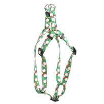 Golf Balls Step-In Dog Harness