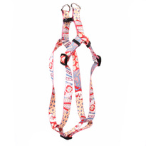Bohemian Patchwork Step-In Dog Harness
