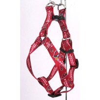 Arizona Cardinals Step-In Dog Harness