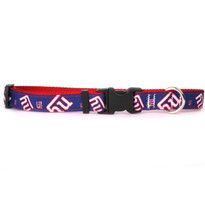 New York Giants Premium Grosgrain Collar