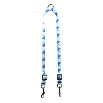 Sweet Lil Whales Coupler Dog Leash