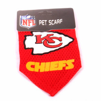 Kansas City Chiefs NFL Pet Bandana