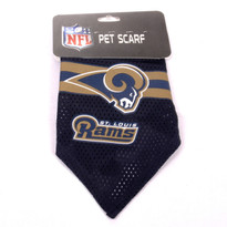 St. Louis Rams NFL Pet Bandana