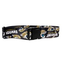 Jacksonville Jaguars 2 Inch Wide Dog Collar