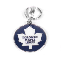 Toronto Maple Leafs NHL Dog Tags With Custom Engraving