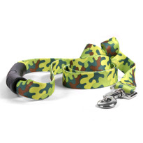 Neon Camo EZ-Grip Dog Leash