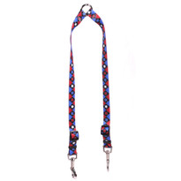 American Argyle Coupler Dog Leash