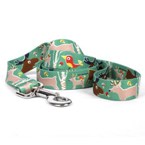 Woodland Friends Dog Leash