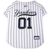 New York Yankees MLB Pet JERSEY