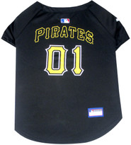 Pittsburgh Pirates MLB Pet JERSEY