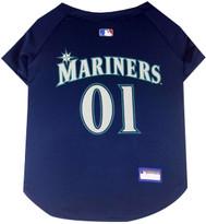 Seattle Mariners MLB Pet JERSEY