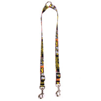 Graffiti Dog Coupler Dog Leash