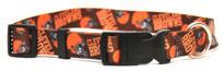 Cleveland Browns Logo Dog Collar