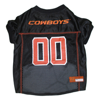 Oklahoma State Football Dog Jersey