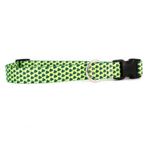 Petite Shamrock Break Away Cat Collar