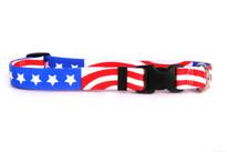 Americana Break Away Cat Collar