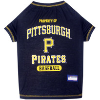 Pittsburgh Pirates Tee Shirt For Dogs