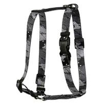 Snakeskin Roman Style H Dog Harness