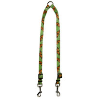 Monarch Swirl Coupler Dog Leash