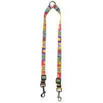 Pop Art Dogs Coupler Dog Leash