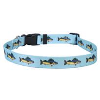 Walleye Dog Collar