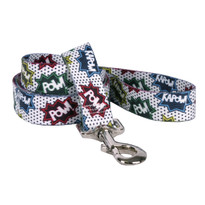 Action Caption Dog Leash