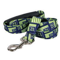 12th Dog Flags EZ-Grip Dog Leash