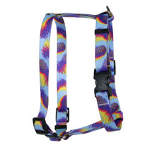 Pineapple Daze Roman Style H Dog Harness
