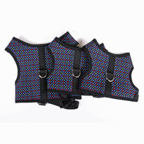 Gumballs Polka Dot Soft Dog Harness