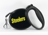 Pittsburgh Steelers Retractable Dog Leash