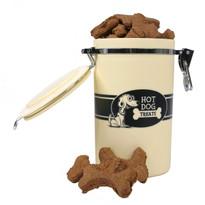 Hot Dog Treat Jar