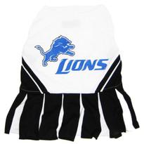 Detroit Lions NFL Football Pet Cheerleader Outfit