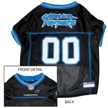 Carolina Panthers NFL Football ULTRA Pet Jersey