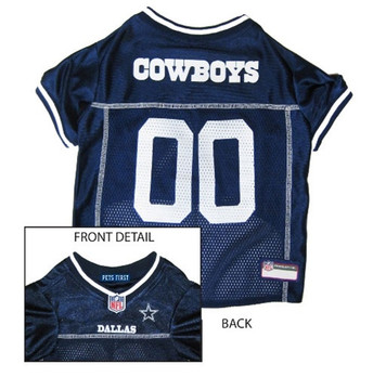 Dallas Cowboys NFL Football ULTRA Pet Jersey