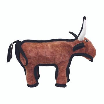 Bevo Bull JR Dog Toy