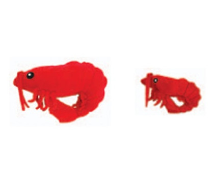 Mighty Toys - Paco Prawn Dog Toy