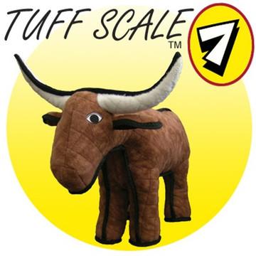 Tuffy's ULTIMATE Toy - Bevo Bull