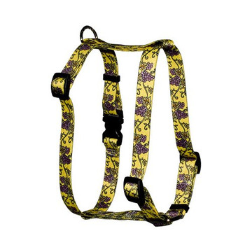 "Grapevine Roman Style ""H"" Dog Harness"