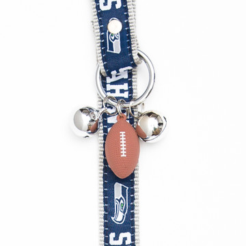 Seattle Seahawks Pet Potty Training Bells