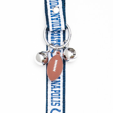 Indianapolis Colts Pet Potty Training Bells