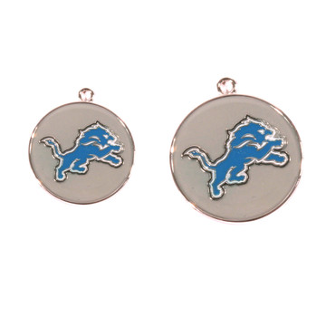 Detroit Lions NFL Dog Tags With Custom Engraving