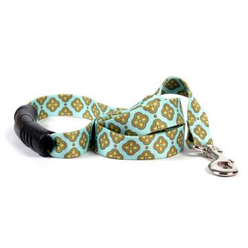 Cleo Blue EZ-Grip Dog Leash