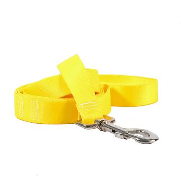 Solid Yellow Dog Leash