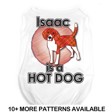 Personalized Beagle Pet T-Shirt